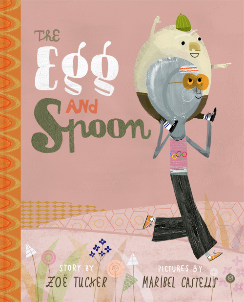 Egg and Spoon Bookcover