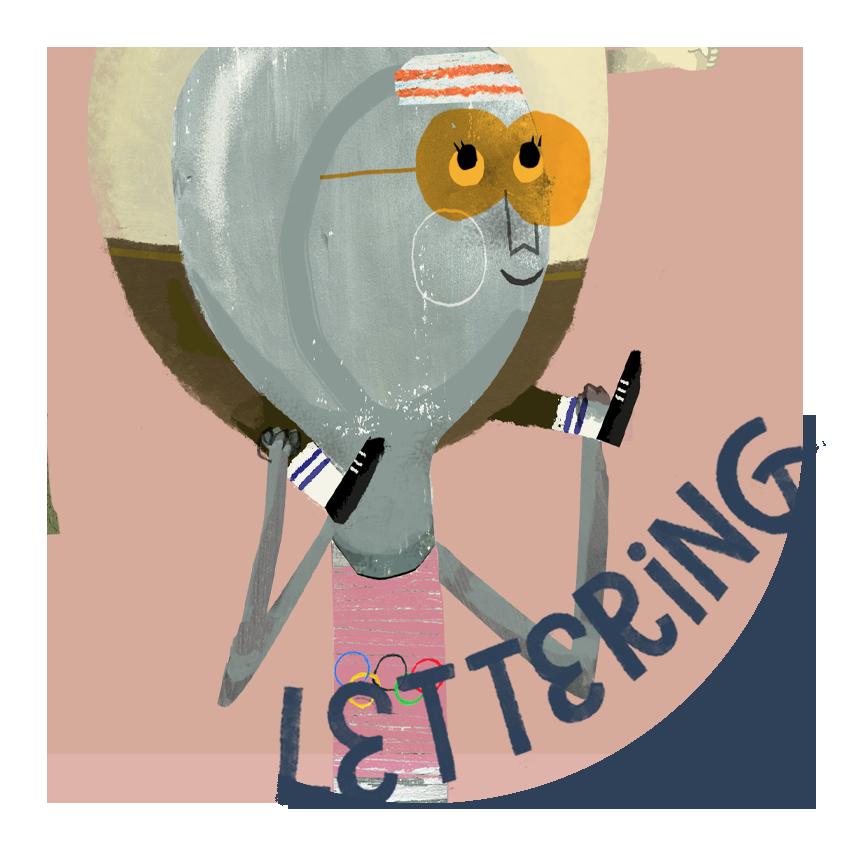 Categoria Lettering